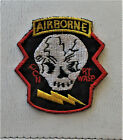 VIETNAM WAR PATCH-MACV SOG SPECIAL FORCES AIRBORNE CCN RT WASP GREEN BERET