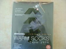 Bikers Comfort in Action Warm Socks Medium  50% OFF