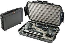 Waterproof Handgun Case Pistol Case with Convoluted Foam Elite EL012 Gun Case +