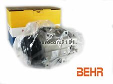 New! Audi Behr Hella Service A/C Compressor and Clutch 351133521 4A0260805AH