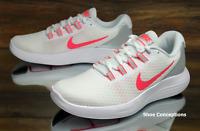 Nike Lunarconverge White Racer Pink 852469-101 Women