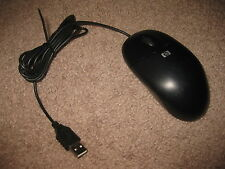HP 458407-001 USB Laser Light Optical Mouse