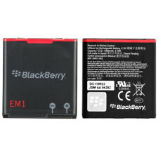 Blackberry EM1 E-M1 Battery 1000mAh 3.7v For Blackberry Curve 9350 / 9360 / 9370