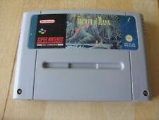 Super Nintendo/SNES Game-Secret Of Mana-Cartouche uniquement