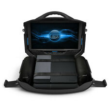 GAEMS Vanguard G190 Personal Gaming Environment, Black - Brand New