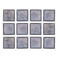 Filters for Aqua Fountain Aqua Cube, Aqua Falls & PetSafe Current, Pack of 12