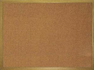 Cork Noticeboard - 60x80cm