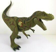 Jurassic Park III 3 Electronic Re-Ak A-Tak Tyrannosaurus Rex T-Rex Hasbro 2000