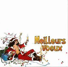 Ex-libris Offset Noël Mère Noël