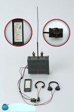 DID German Radio Operator Sergeant Major Wolfram 1/6 Toy radio set