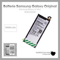 Batterie pour Samsung Galaxy J7 2017 / A7 2017 modele EB-BA720ABE 100% Original