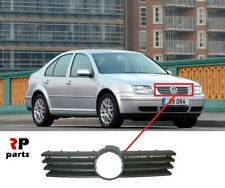 VW BORA / JETTA 1998-2005 FRONT BUMPER UPPER CENTER OUTER GRILLE FOR PAINTING