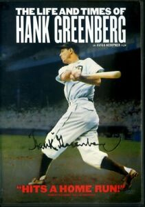 The Life And Times Of Hank Greenberg (DVD) - Region 1