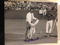 STAN MUSIAL SIGNED ORIGINAL PHOTO FROM STAN MUSIAL ESTATE COLLECTION JSA COA.