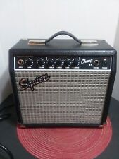 FENDER SQUIER CHAMP 15 GUITAR AMP PR-408 28W 120V 60HZ PREOWNED