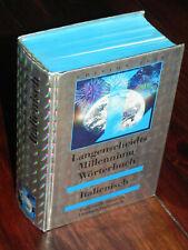 Langenscheidts Millenium Wörterbuch Italienisch (Langenscheidt KG, 2000)