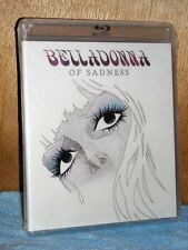 Belladonna of Sadness (Blu-ray Disc, 2016) NEW adult-themed japanese masterpiece