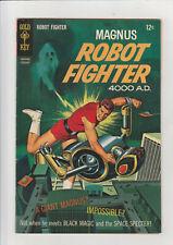 Magnus Robot Fighter #21  F+ 1968 Gold Key comic