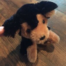 "Molly Justice Top Dog Stuffed Animal Plush Morkie 6"""