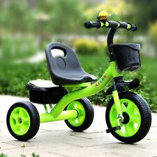 Kinderdreirad Baby Trike + Korb vorne und hinten, Klingel Modell 44