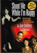 Shoot Me While I'm Happy Memories from Tap Goddess signed by Jane Goldberg NEW