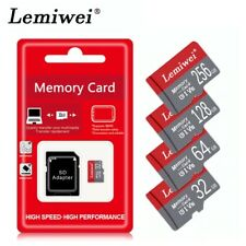 Original Micro SD Card Class10 Memory Card TFCard 16GB 32GB 64GB 128GB 256GB Lot