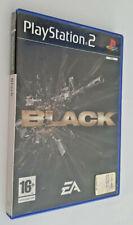 Black - Playstation 2 PS2