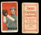 1909-11 T206 Baseball Cards 97