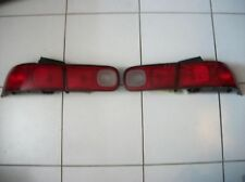 1994 - 2001 Acura Integra Sedan All Red Tail Lights Taillights OEM DB8 DB7 DB