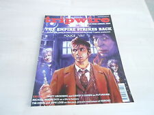 2008 Annual - Tripwire science fiction television magazine Dr Who