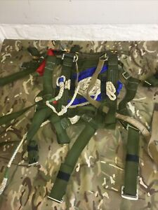 Irvin GQ Parachute Harness, Strap Assembly C.S.P.E.P. Mk3 And Equipment Release