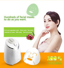 Natural Fruit Vegetable Face Mask Making Machine DIY Beauty Facial Mask Maker