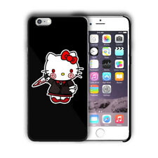 Halloween Hello Kitty Iphone 4s 5s SE 6s 7 8 X  XS Max XR 11 Pro Plus Case n24