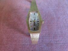 Vintage Ladies 17 Jewel Everite Incabloc Swiss Made Dress Watch Fully Working