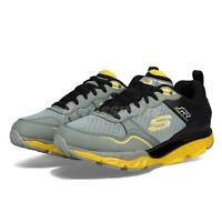 pretty nice eb388 66b90 Skechers SRR Pro-Resistance-Runway Charcoal Yellow Men Running Shoes  999124-CCYL