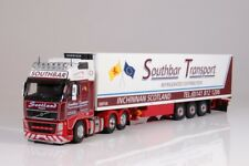 Tekno 62514 - Volvo FH03 Globetrotter RHD with Cooling Trailer Southbar 1:50