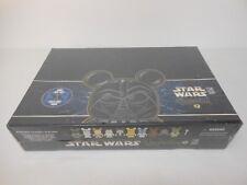 Disney Vinylmation STAR WARS SERIES #1 Sealed Tray (24) Figures Obi Wan Variant?