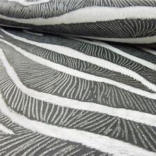 Arthouse Serengeti Zebra Stripe Animal Print Pattern Wallpaper Glitter 670300
