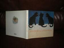 LES CHATS DE LOUIS WAIN - EO 2000 AVEC JAQUETTE BIBLIOTHEQUE DE L'IMAGE