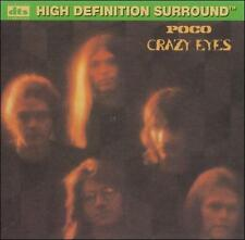 Crazy Eyes by Poco (CD, 1997, DTS Entertainment)