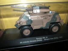1:43 Humber Mk.IV 8th Infantry Division India Sangro river Italy 1943 VP
