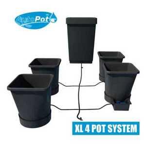AutoPot XL 25L 4 Pot System. 47 Litre Tank & 25 Litre Pots.