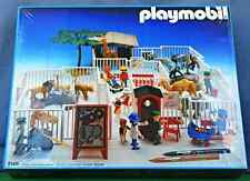 Playmobil 3145 Vintage Large Zoo Set - mint in unopened sealed box MISB