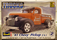 1941 Chevrolet Pickup 2´n1, 1:25, Revell USA 7202