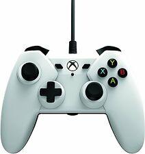 POWER A Wired Controller For Xbox One (White) (1428130-01) - FREE SHIPPING ™