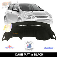 Dash Mat for Holden Barina TM FACELIFT Hatch LT LS OCT/2016-2018 DM1461 BLACK