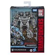 Transformers Studio Series - Deluxe Class 51 Soundwave Action Figure