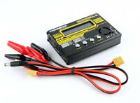 TURNIGY ACCUCEL 6 CHARGER BALANCER 50W 6A 2-6S LIPO NIXX LIHV LIFE ACCUCELL RC