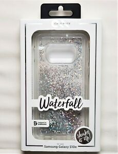 Case-Mate Waterfall Series Case Cover for Samsung Galaxy S10e - Iridescent NEW