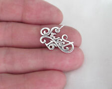 Sterling Silver Sweet 16 Six Charm